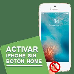 Activar Iphone 5 5s 6 6 Plus 7 7 Plus 8 8 Plus X Sin Botón Home Fullrepairing