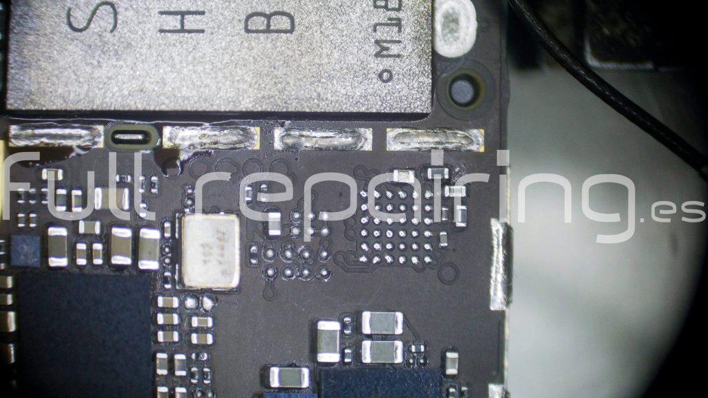 reparar iPhone no carga