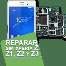 reparar-sim-sony-xperia